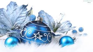 Different Ideas Blue And Silver Christmas Decorations Sometimes Explained  Pagan Traditional Ritual Surrounding Winter ...