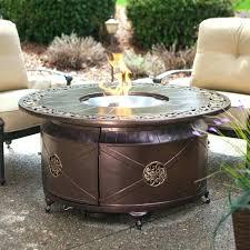 uniflame fire pit. Uniflame Fire Bowl Gas Pit Table Top Lp Outdoor D