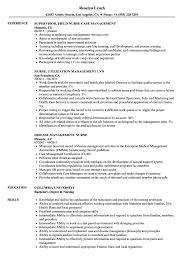 Sample Nurse Manager Resumes Nurse Manager Resume Resume Badak With Nurse Case Manager Resume