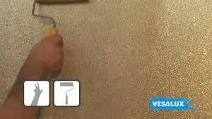 sparkle paint for wallsVESALUX Go Glitter  Shimmering Glitter Paint for Walls  YouTube
