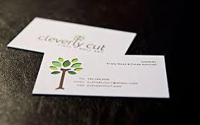Cool Business Card Cleverly Cut Cardrabbitcom
