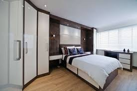 contemporary fitted bedroom furniture. Modern Fitted Bedroom Furniture. View In Gallery High Gloss White Wardrobe Doors For Contemporary Furniture R