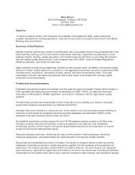 Resume Characteristics Combination Resume Example A combination resume contains the 1