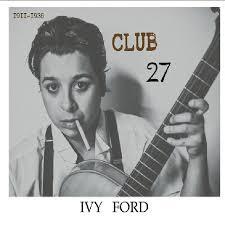 Ivy Ford - Club 27 (2020) [Delta Blues]; mp3, 320 kbps - jazznblues.club