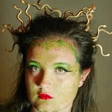 medusa makeup tutorial