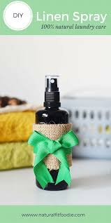 diy linen spray featured new