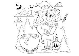 Kleurplaten Halloween Spoken Brekelmansadviesgroep