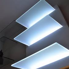 lighted shelving lighted glass shelving