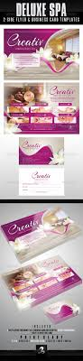 deluxe spa flyer business card templates pedicures texts and deluxe spa flyer business card templates
