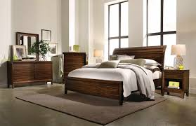 King Sleigh Bed Bedroom Sets Aspenhome Walnut Park 4 Piece Sleigh Bedroom Set W Lamp Assist