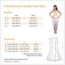 Mermaid Skirt Pattern Mesmerizing Hula Mermaid Cut Skirt With Velvet Red G48rahulaohana