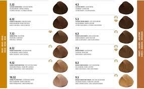 Salon Professional Supplies Pro Colour Chart Color Design Permanent Hair Colour