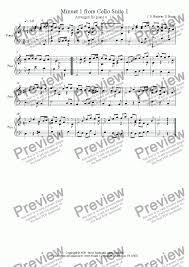 Bach cello suite 2 guitar pdf of the show