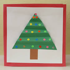 Christmas Crafts For Kids Homemade Christmas Card  Buggy And BuddyChristmas Card Craft For Children