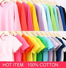 top 10 largest girl <b>candy color</b> tshirt list and get free shipping - a129