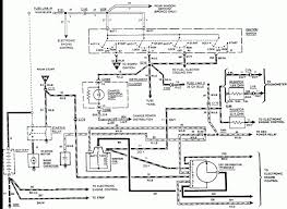 ford ranger wiring diagram wiring diagram ford ranger bronco ii electrical diagrams at the station 2004 ford ranger alternator wiring