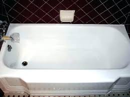 resurface cast iron tub cast iron bathtub refinishing resurfacing refinishing cast iron tub diy resurface cast iron