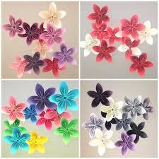 Paper Flower Mobiles Custom Mobile Flower Mobile Paper Flower Mobile Paper Flower Decor Crib Mobile Custom Nursery Decor Floral Nursery Decor Baby Shower Gift
