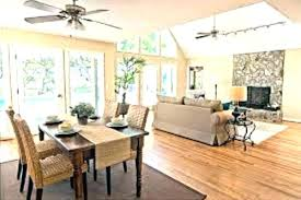 Living And Dining Room Combo Simple Inspiration Design