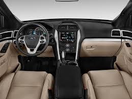 Image: 2012 Ford Explorer FWD 4-door XLT Dashboard, size: 1024 x ...