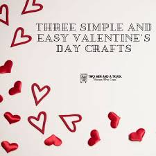 whether you have little ones in the house or not crafts are such a fun and ening way to rally the family together this valentine s day we want to
