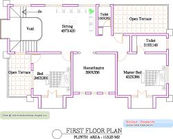 kerala home plan and elevation 2800 sq ft kerala