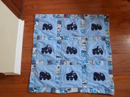 Baby Quilt | Just Shy of Perfection & I ... Adamdwight.com