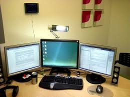 office computer setup. Office, Computer Setup Office