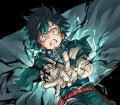 Deku My Hero Academia Anime Wallpapers ...
