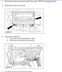 2002 ford explorer radio wiring diagram 2000 ford explorer wire colors at Wiring Diagram For 2001 Ford Explorer Sport