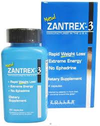 photo of zantrex 3 ephedra based t pill capsules 84 capsules