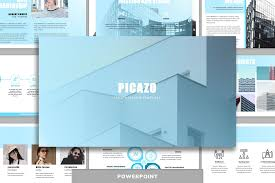 Architectural Powerpoint Template Picazo Architecture Powerpoint Template By Incools On