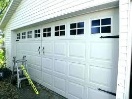 garage door decorative hardware kit menards
