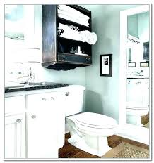 toilet cabinet brilliant bathroom over Toilet Cabinet Above The Storage Ideas 3 Paper
