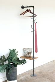 Ribbon Coat Rack Ribbon Coat Rack Best Storage Shelves Images On Industrial Furniture 55