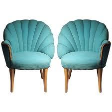 wonderful modern office lounge chairs 4 furniture. Vintage Asymmetrical Hollywood Regency Fan-Back Chairs - Grosfeld House. FurnitureHollywood DecorVintage HollywoodModern LoungeFabric Wonderful Modern Office Lounge 4 Furniture O