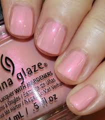 china glaze eat pink be merry