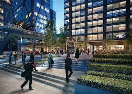 norman foster office. Amazon Chooses Building By Foster + Partners As Home For 5,000 UK Staff Norman Office N