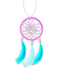 Dream Catchers Make Your Own 100M Make Your Own Sparkling Dream Catcher Toy at Mighty Ape NZ 80