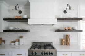 Open Kitchen The Benefits Of Open Shelving In The Kitchen Hgtvs Decorating