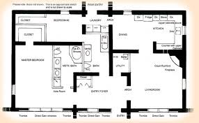 Rammed Earth Solar House Plan   Affordable rammed earth solar    Click to view larger image of house plan