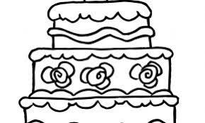 Kleurplaat Taart Allerleukste Taarten Kleurplaten Voor Dejachthoorn