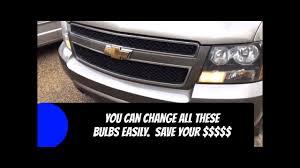 Silverado Daytime Running Light Bulb How To Change Daytime Running Light Bulbs On A 2009 Chevrolet Tahoe Part1