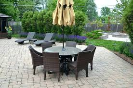 stamped concrete patio design ideas designs how much does it cost to install a list raised conc