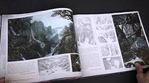 The Hobbit Chronicles Art Design The Hobbit The Desolation Of Smaug Chronicles Art Design