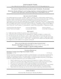 Esl Teacher Resume Resume Sample Teacher Resumes Samples Co Teacher