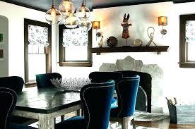 blue dining table set royal blue dining room chairs royal blue dining room blue dining room