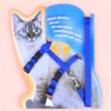 popular cat walking harness buy cheap cat walking harness lots shipping adjustable nylon rope pet dog puppy cat 5 colors lead leash harness walking chest