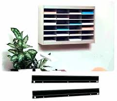 wall mounted office organizer system. Wall Mount Office Organizer Mail Home Mounted Sorter System M