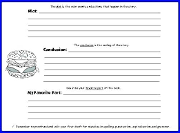 Newspaper Book Report Template Newspaper Article Project Template